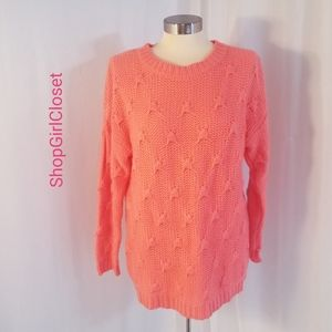 💥Just In💥MinkPink Coral Sweater...Size M